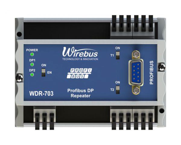 Repetidor-Profibus-DP-WDR-703-2