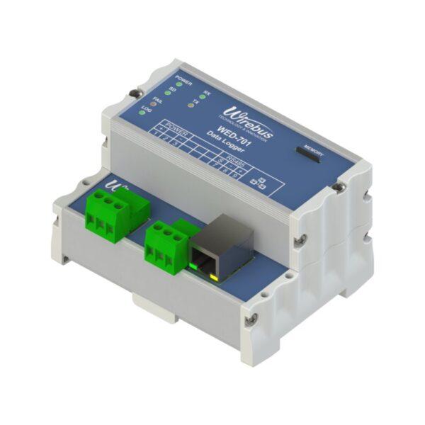 Data-Logger-Modbus-WED-701-3