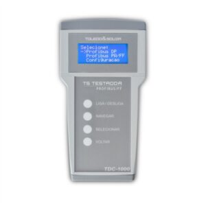 Testador-Profibus-DP-PA-Fieldbus-TDC-1000-1